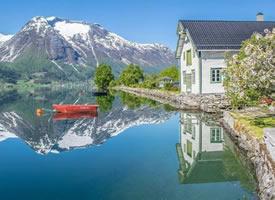一组超美的挪威自然风光图片欣赏