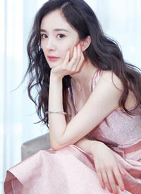 杨幂《筑梦情缘》发布会性感图片
