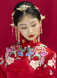 融入时尚鲜花元素,感受中国风的底蕴之美