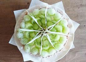 一组超有食欲的水果蛋糕图片欣赏