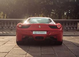 Ferrari 458 大街上你能見到最多的法拉利