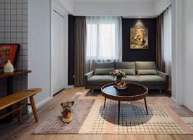 52㎡精致北欧风公寓,单身族的理想居住空间