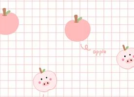 创意唯美水果插画高清手机壁纸