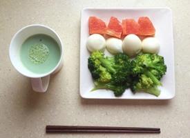 脱油脂特别彻底的减脂早餐图片欣赏