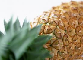一组酸酸甜甜的菠萝写真图片欣赏
