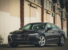 Audi A7 一个足够让大家忘记老款的车