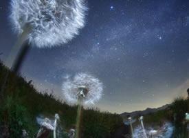 不论我们身在何处,此时此刻仰望的都是同一片天空 