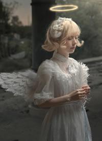 一组cos可爱乖巧的小天使图片欣赏