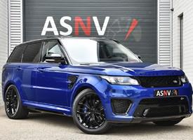 Land Rover Range Rover Sport 5.0