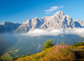 意大利多洛米蒂國家公園圖片欣賞
