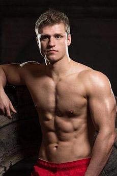 肌肉男欧美帅哥性感写真图片
