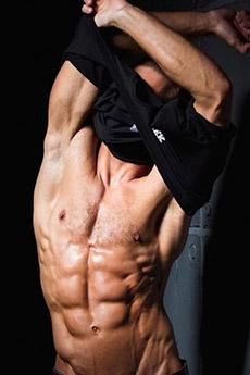 欧美肌肉男高清写真图片