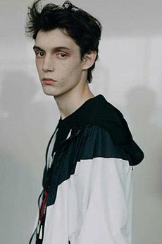 法国男模 Dylan Roques帅气生活照图片
