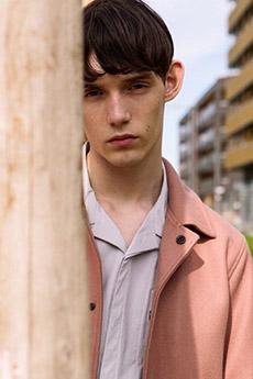 法国男模Dylan roques生活照图片