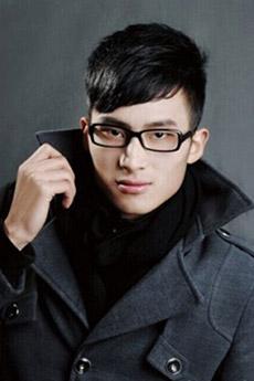 中国男模项海帅气迷人私房照图片