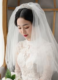 韩式新娘整体造型图片欣赏