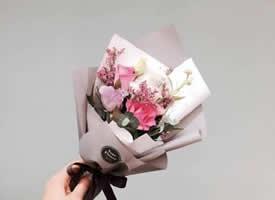喜歡精致有質感的小花束圖片欣賞