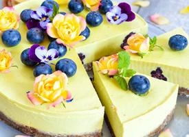一组精致可口的蛋糕图片欣赏