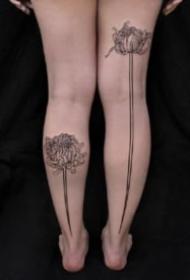 愛侶紋身 9張情侶適合的小清新紋身圖片