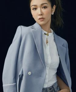 薛凱琪時尚百變魅力寫真大片