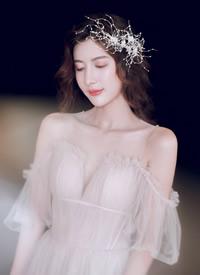 柔美又灵动又有气质温婉的新娘造型