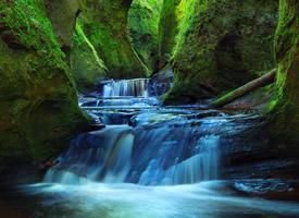 一組美麗秀色可觀的自然風景壁紙圖片