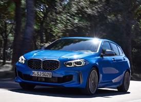 all-new BMW M135i xDrive A3表示