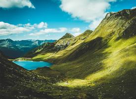 美麗的大自然風景圖片桌面壁紙