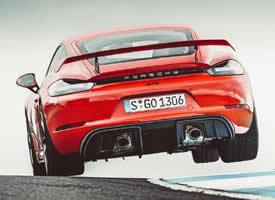 Porsche 718 Cayman GT4 性能至上