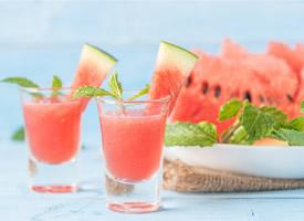 一組清涼夏日的西瓜圖片欣賞