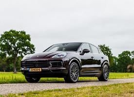 Porsche Cayenne Coupe 为了颜值多