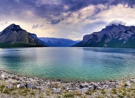 绝美山水风景高清桌面壁纸