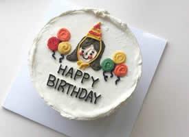 颜值和美味并存的创意生日蛋糕 