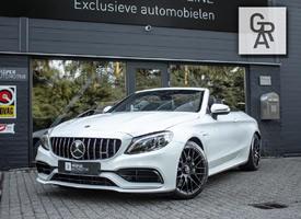Mercedes-AMG C63 敞篷版圖片欣賞