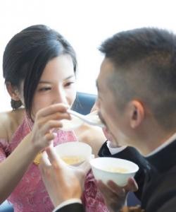吴中天杨子珊婚礼高清图片