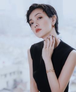 郭采洁上海国际电影节图片