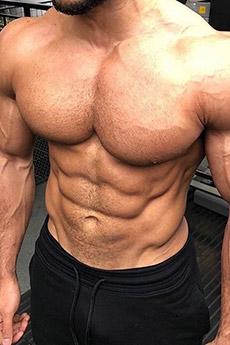 歐美肌肉帥哥大胸肌照片