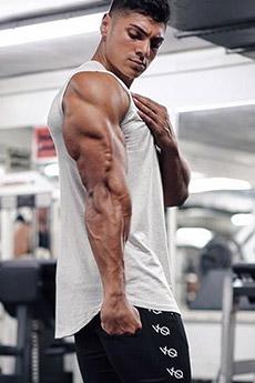 欧美肌肉男神帅哥Andrei Deiu写真照片