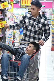 中国男帅哥男同志生活照