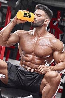 成熟歐美肌肉型男寫真圖片