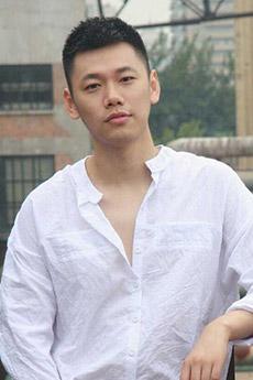 平头男神白衬衫照片