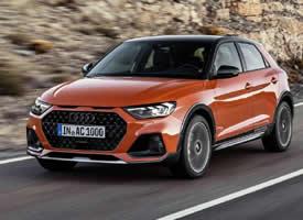 The new Audi A1 'citycarver' 下半年该奥迪出招了
