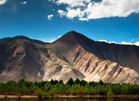 一个高原,一个西藏,一个边疆