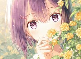日系清纯动漫美女高清图片欣赏