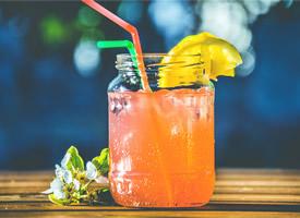 夏日清凉果汁高清桌面壁纸