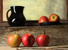 瑞士小红肉苹果图片欣赏