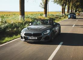 一组帅气的BMW Z4 Roadster图片欣