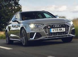 Audi S4 Avant 比新RS6順眼吧