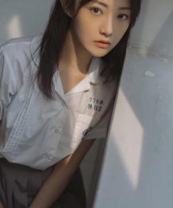 吴佳怡清纯甜美写真图片