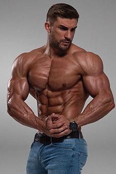 欧美肌肉型男ryan terry性感写真图片